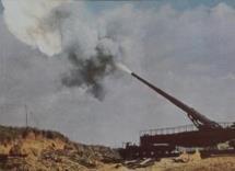 Kanone 5 Eisenbahn
